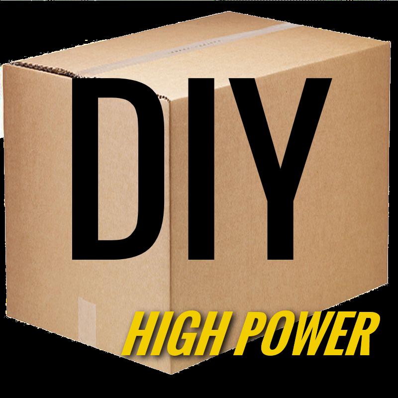 eDriftTrikes - DIY High Power Electric Drift Trike Conversion Kit