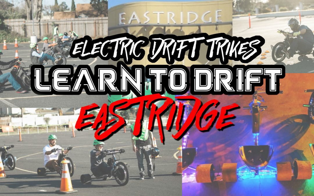 Fall 2017 Learn to Drift! Event Series @ Eastridge Mall San Jose, CA