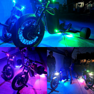eDriftTrikes - High Power Electric Drift Trike Lights