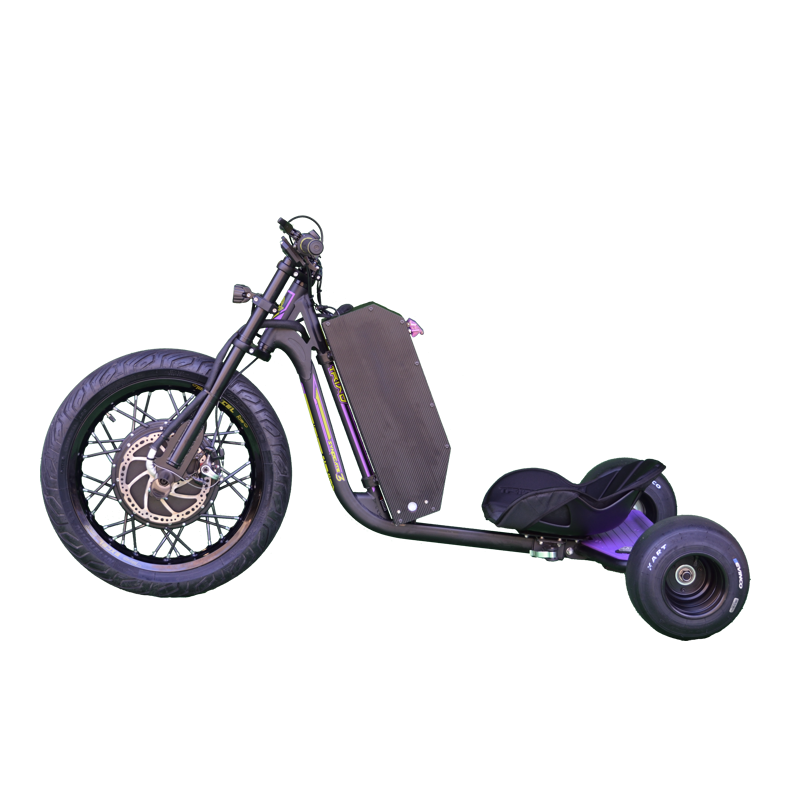 eDriftTrikes - High Power Electric Drift Trike Profile