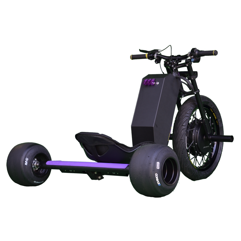 eDriftTrikes - High Power Electric Drift Trike Right Rear