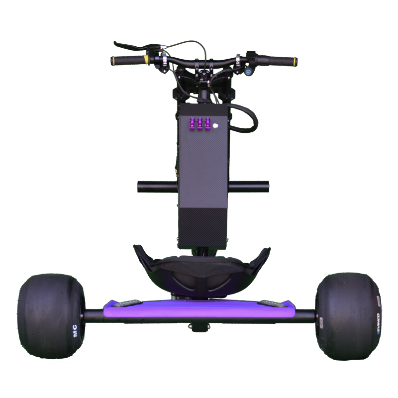 eDriftTrikes - High Power Electric Drift Trike Rear