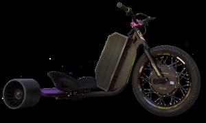 eDriftTrikes - Mid Power Electric Drift Trike Slider