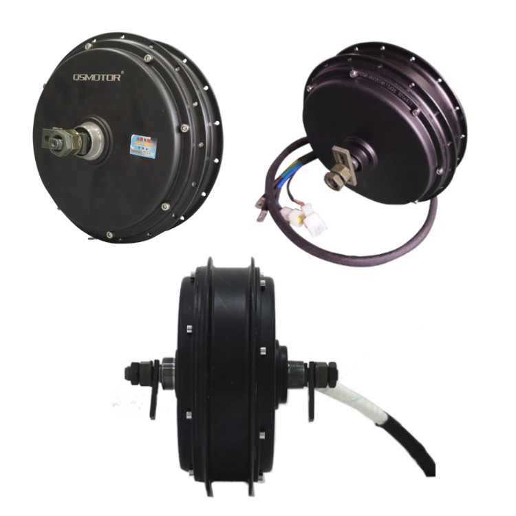 eDriftTrikes - High Power Motor QS 205 50H v3 150mm dropout
