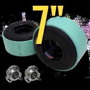 eDriftTrikes - VanK 7 inch Go Kart Wheel Package