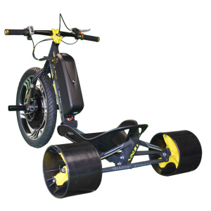 Certified Pre-Owned Electric Drift Trike